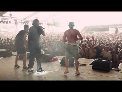 RIN Bros Live X Openair Frauenfeld 2017 / Stagedive
