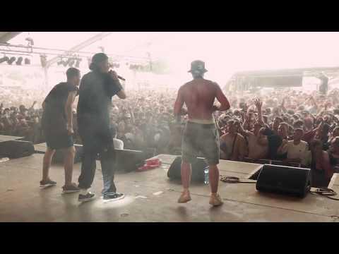 RIN Bros Live X Openair Frauenfeld 2017 / Stagedive