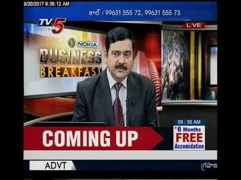20th September 2017 TV5 News Business Breakfast