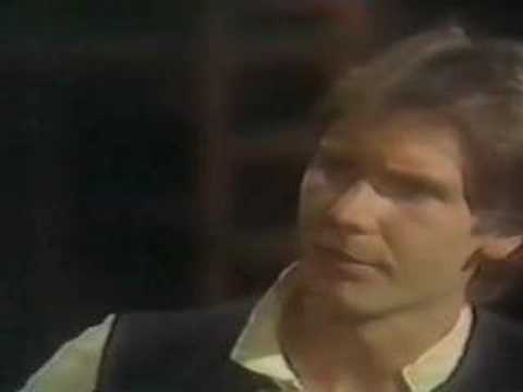 Harrison Ford's Finest Acting Moment