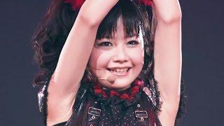 BABYMETAL YUIちゃんの「Ijime,Dame,Zettai」Live compi...