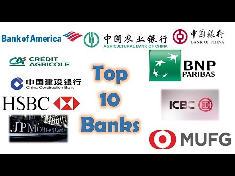 World's Top 10 Banks