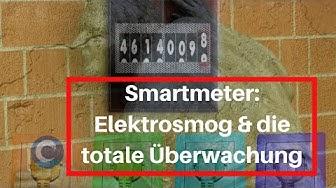 Smartmeter: Elektrosmog & die totale Überwachung