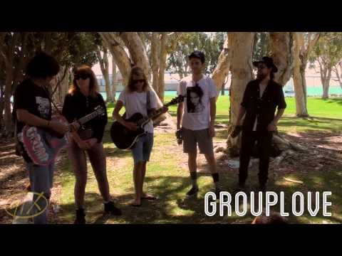 """Grouplove """"Tongue Tied"""" acoustic"""