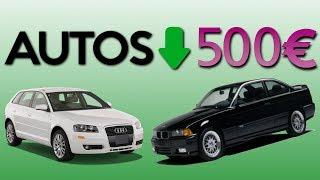 5 BESTE  Autos unter 500 Euro / 500€