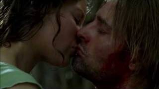 Lost Timeline: Kate and Sawyer first kiss