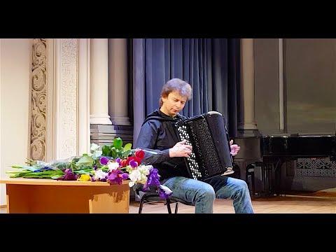 """Старинный вальс """"Разбитая жизнь"""" (М.Кюсс) на концерте И.Завадского """"190 лет аккордеону!"""", 23.05.19"""