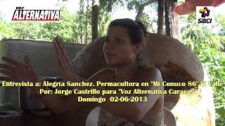 """Permacultura en La Parroquia El Valle. """"Mi Conuco 86"""". Parte 2"""