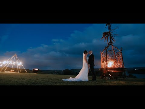 Chew Magna Wedding // Kerri & Ben // Wedding Preview Film