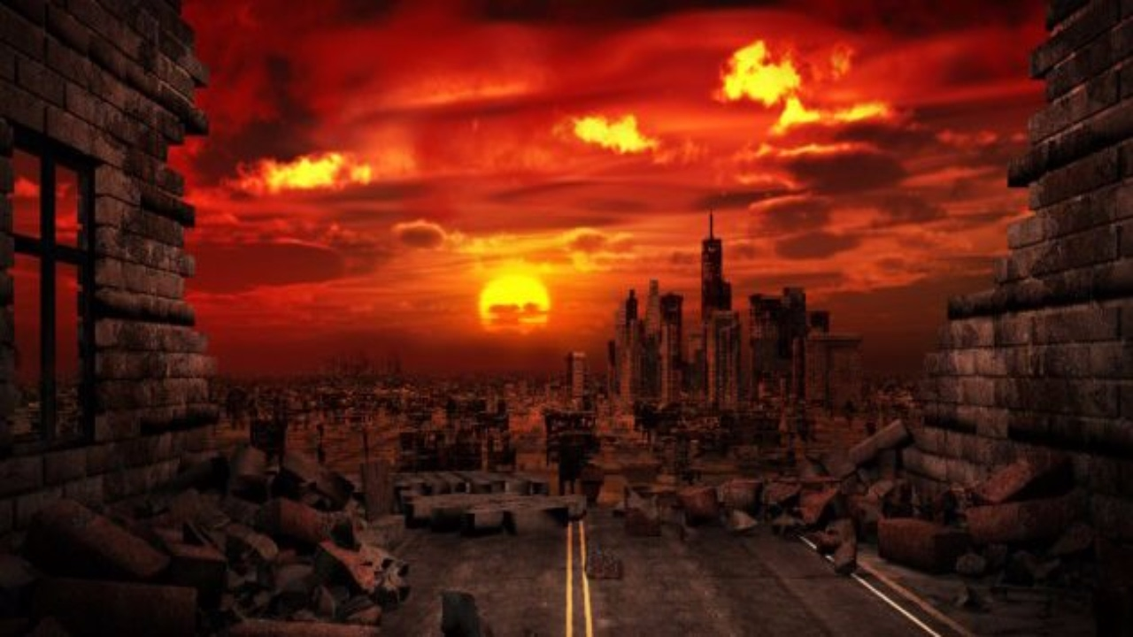 he Apocalypse  End Of The WORLD Disaster Movie