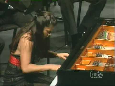 Ursuleasa Chopin Piano Concerto #1  pt 4