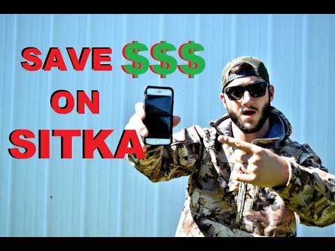 Buy Cheap Sitka Gear on this SITE!