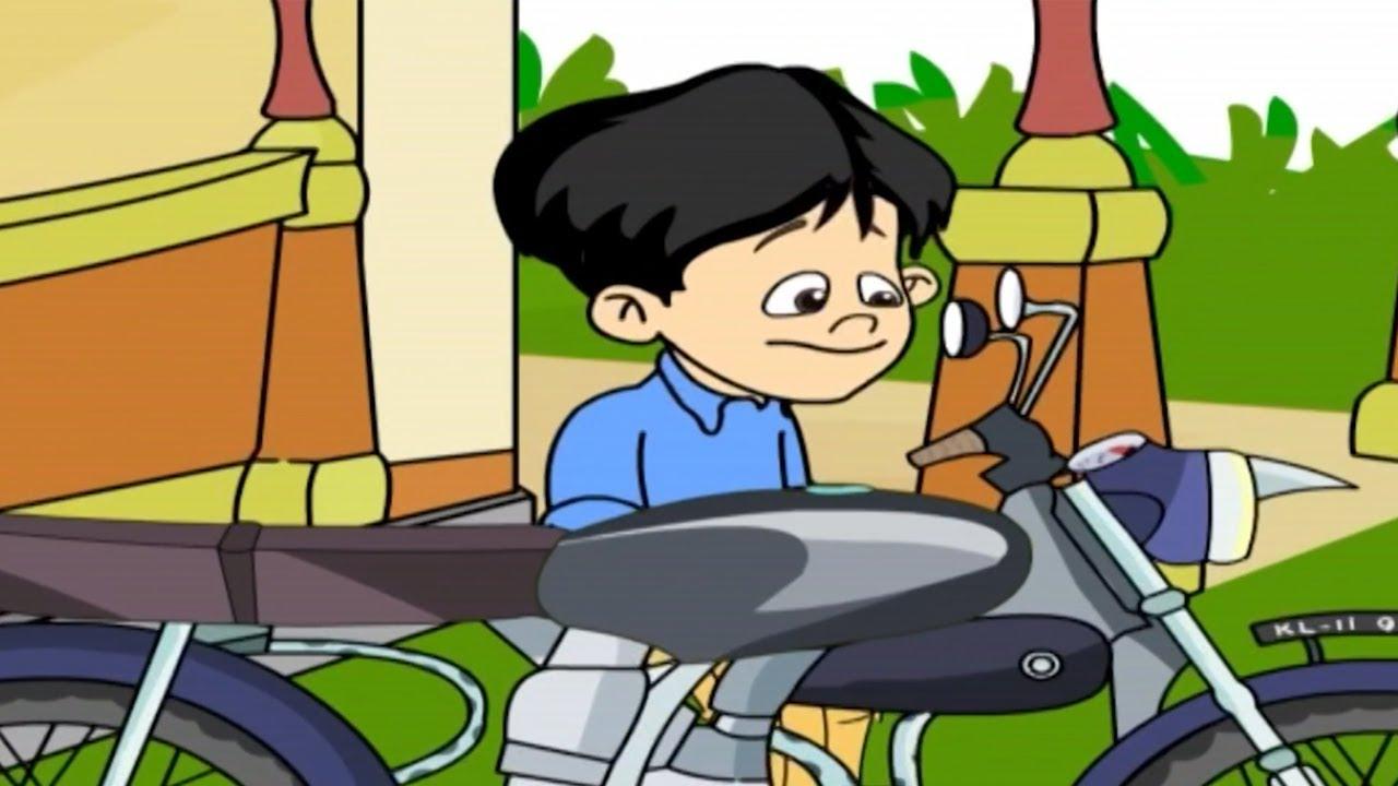 Tintumon Comedy | ഗിയറും ബ്രേക്കും | Nonstop Tintumon Comedy Animation Video