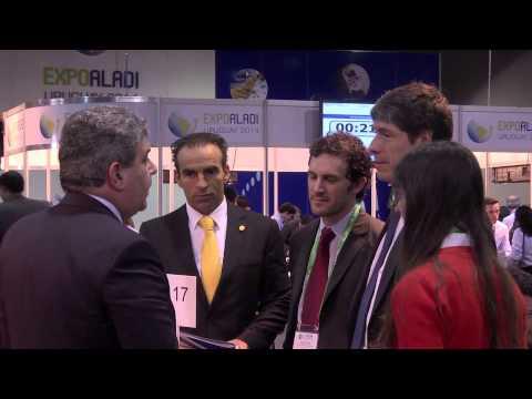6  EXPO ALADI - Uruguay 2014 - Embajadores