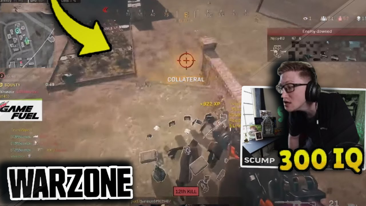 SCUMP IS GOING OFF!! ILLEY IS TROLLING! 🤣