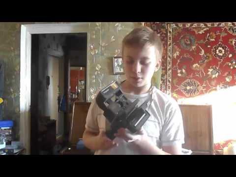 Обзор на Polaroid 636 Close Up / Плёночный фотоаппарат с касетами .