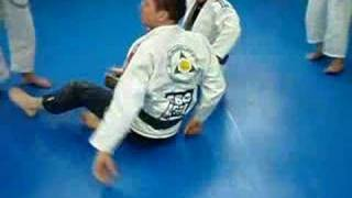"(johnfranklbjj) counter to the ""switch"" 1/2 guardpass pt.2"
