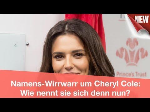 Namens-Wirrwarr um Cheryl Cole: Wie nennt sie sich denn nun? | CELEBRITIES und GOSSIP