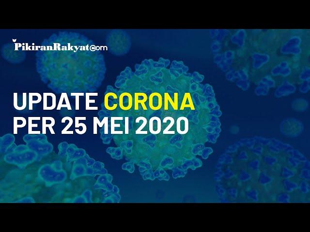 Breaking News: Update Virus Corona di Indonesia per Senin, 24 Mei 2020, Kasus Positif Masih Naik