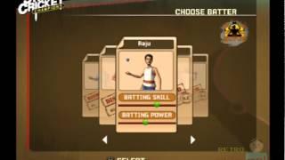 Street Cricket Champions PS2 Gameplay ( Trine ) Playstation 2