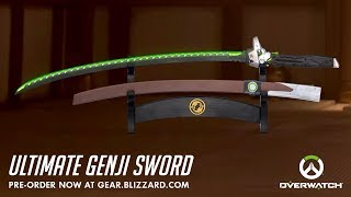 [NEW PRODUCT] Ultimate Genji Sword | Pre-Order Now! | Overwatch
