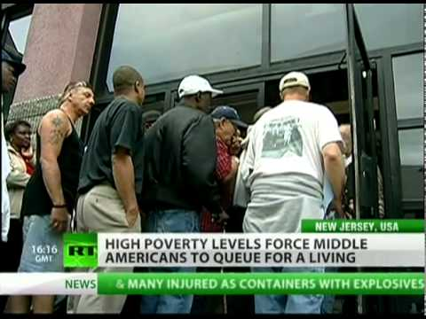 US poverty: From bad to worse?