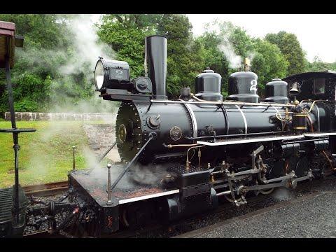Brecon Mountain Railway!