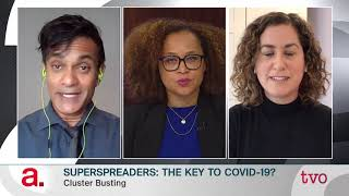 Why Superspreaders are the Key to Understanding COVID-19