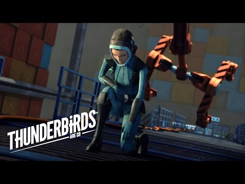 Thunderbirds Are Go | Kayo Finds a Way to Distract the Claw