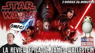 Star Wars episodio 8 - La guerra de las galaxias: los ultimos Jedi (2017) por James Wallestein