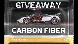 FREE CARBON FIBER PACK GIVEAWAY - Top Drives