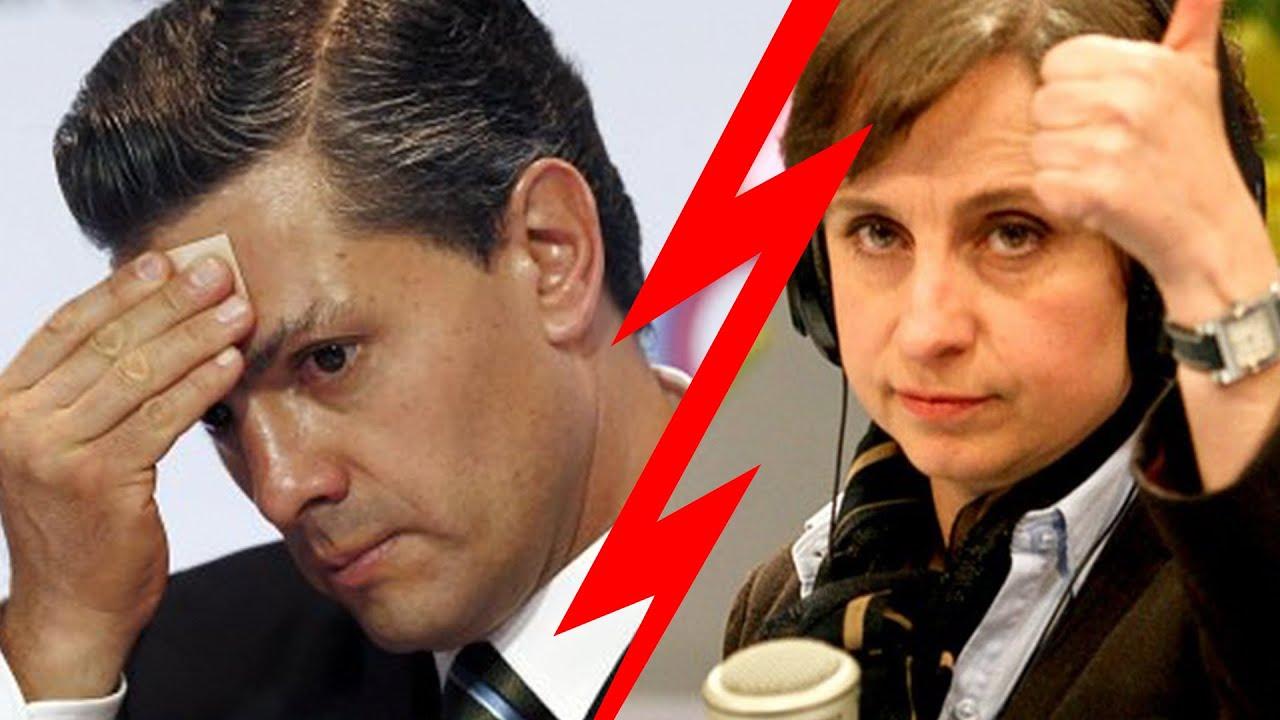 Enrique Peña Nieto Vs Carmen Aristegui Mario Flores El Perico