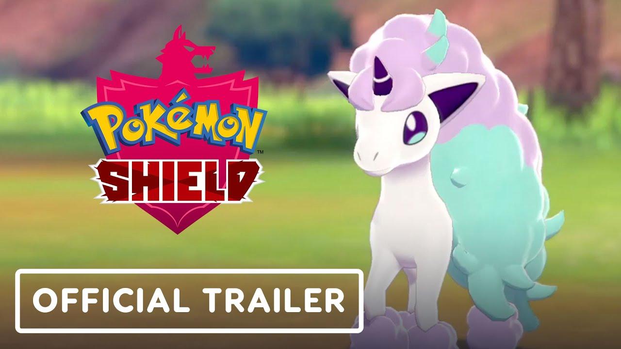Επίσημο Trailer του Galarian Ponyta από το Pokemon Shield