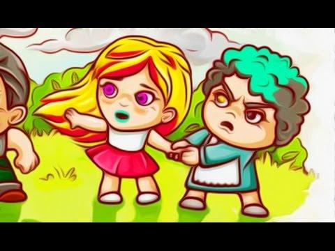 Приключения Джима и Мерри Мультик про влюблённых  Игра Для мальчика и девочки на двоих - от Спуди!