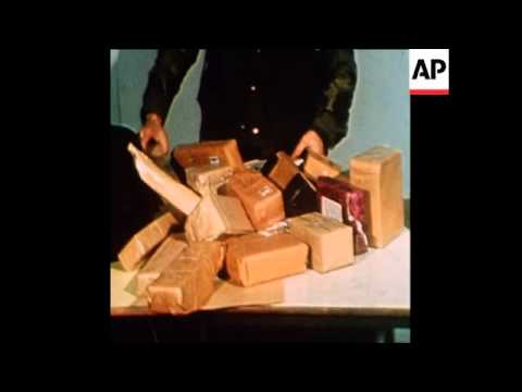 SYND 24-12-73 CHRISTMAS FOR TROOPS IN NORTHERN IRELAND