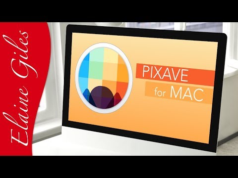 Pixave for Mac - Digital Asset Management