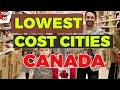 10 Cheapest Places In Canada To immigrate,Study And Work in 2020