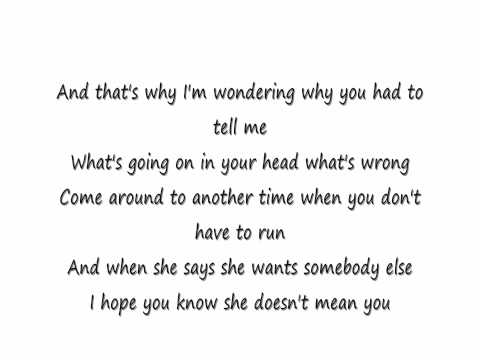 She Says- Howie Day