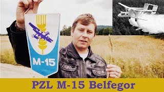 Video Jet for a farmer? PZL M-15 Belphegor - jet cropduster [Vintage Sky] download MP3, 3GP, MP4, WEBM, AVI, FLV Oktober 2018