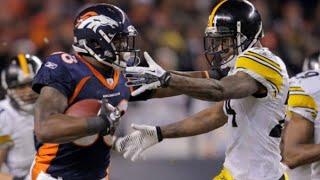 Demaryius Thomas Broncos Highlights (Pt.1)