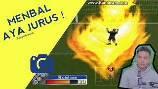 Super Shot Soccer - Game Ps 1 - Main Bola Pake Jurus ? ( Nostalgia )