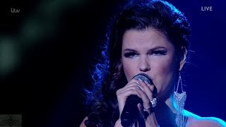The X Factor UK 2016 Live Shows Week 9 Saara Aalto 2nd Song Full Clip S13E29