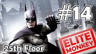 Batman: Arkham Origins - Walkthrough Part 14 - 25th Floor [No Commentary] [HD PC]