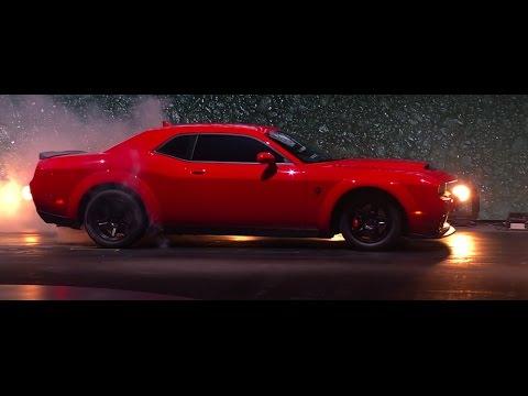 Reveal | Challenger SRT® Demon | Dodge