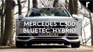 Mercedes C-Class C300 Hybrid review: Leaves them green with envy