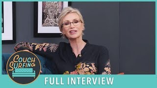 Jane Lynch Takes A Look At Her Work In The Fugitive, Glee & More (FULL)   Entertainment Weekly