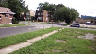 Flying in tha hood(south side of chi)! A.R. drone style!