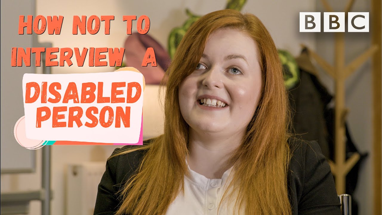 Don't EVER underestimate a disabled person - BBC