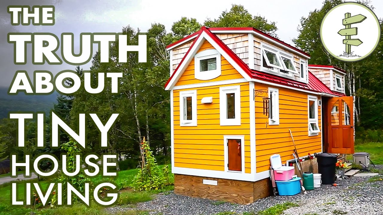 Challenges Benefits of Tiny House Living Couple Shares