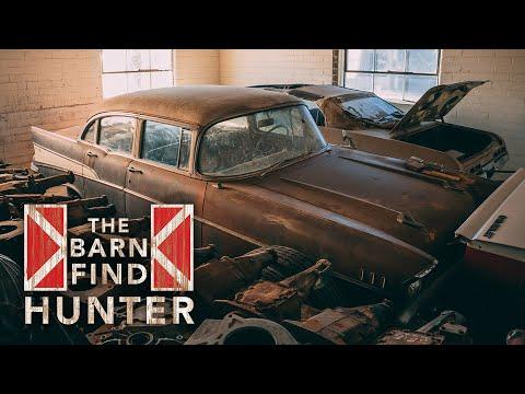 Barn Find Hunter | Rust-free Barn Finds in Arizona - Ep. 14